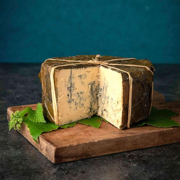 PHOTO: Rogue River Blue Cheese was named the world's best cheese in 2019 at the 32nd annual World Cheese Awards. (Beryl Striewski for Rogue Creamery)