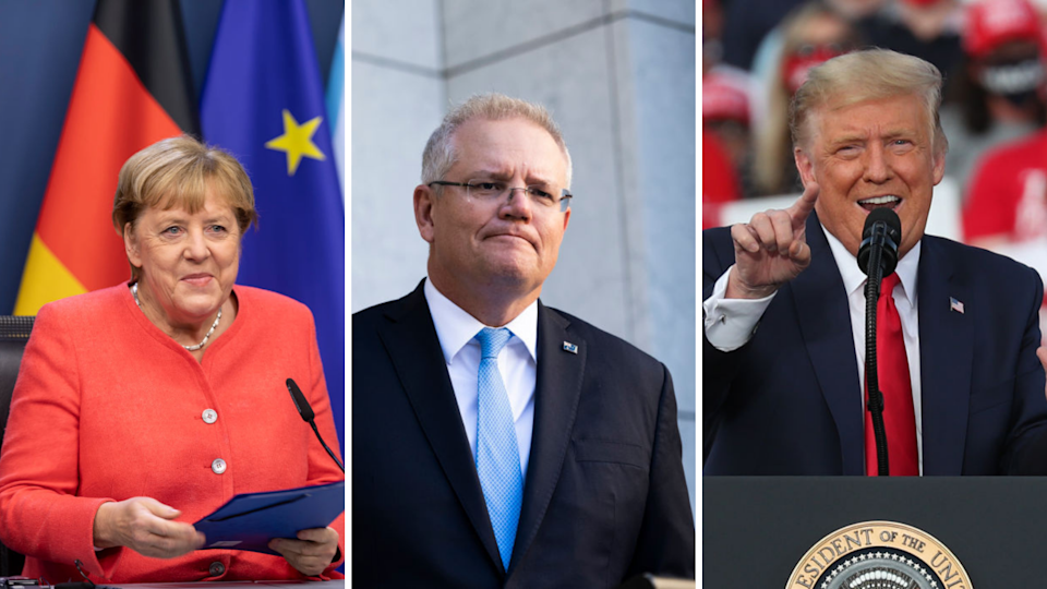 Who are the top 5 highest paid world leaders? Source: Getty