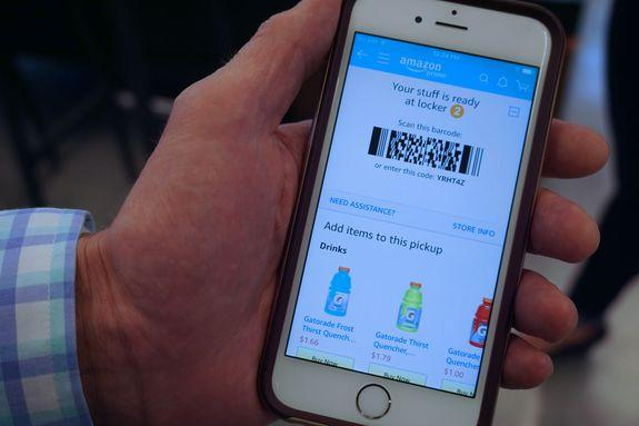 Amazon Announces 2-minute Instant Pickup For Snacks, Drinks