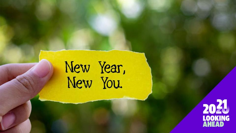 The pandemic has thrown many New Year's resolutions off-course. (Photo: Getty Images stock photo)