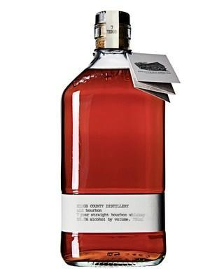 Kings County Distillery's 7-Year Single Barrel Bourbon is its oldest whiskey yet released and the first in a series of superlative, single-barrel whiskeys.