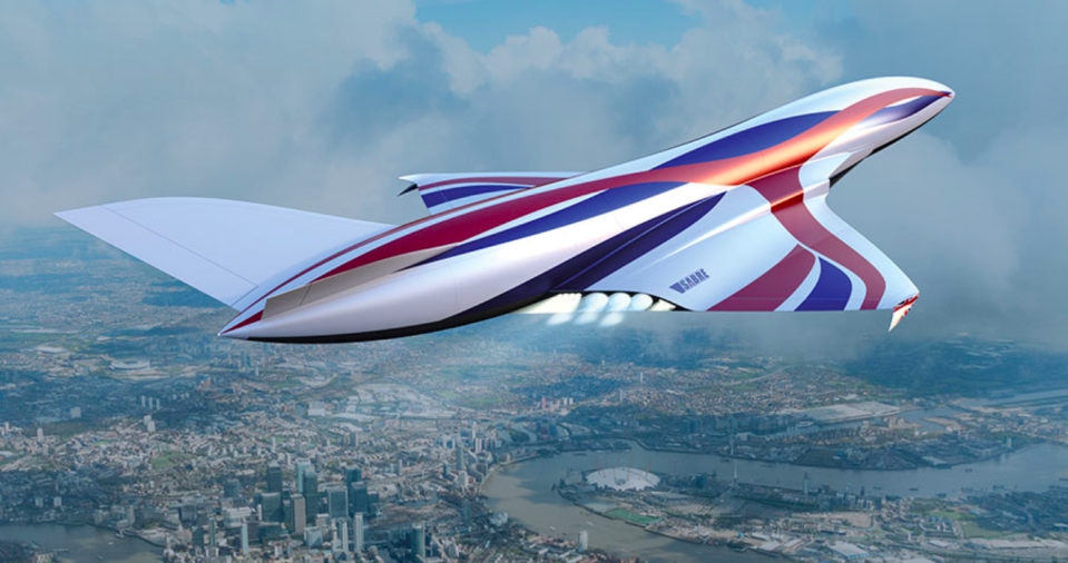 Hypersonic engines would enable super-fast travel (Reaction Engines)