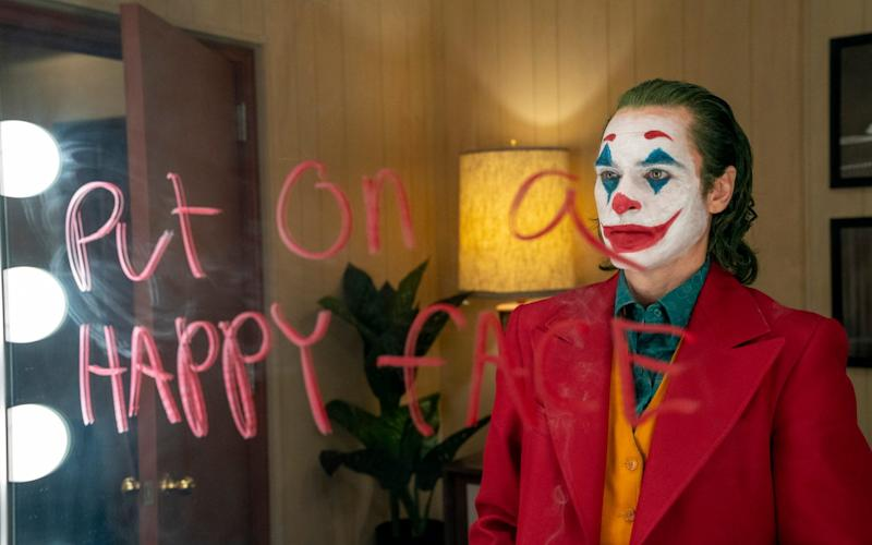 Joaquin Phoenix in Joker - Warner Bros. Pictures