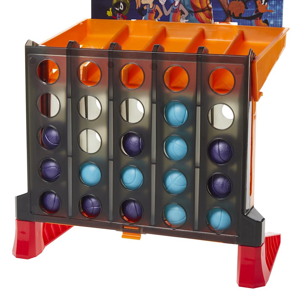 'Connect 4 Shots: Space Jam A New Legacy Edition' (Photo: Hasbro)