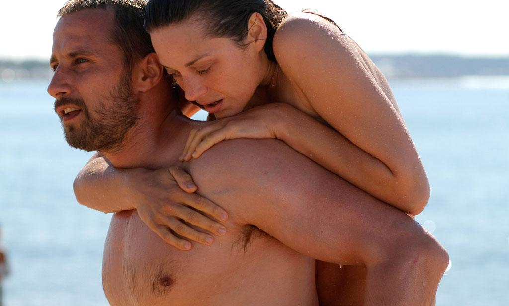"Matthias Schoenaerts in Sony Pictures Classics' ""Rust and Bone"""