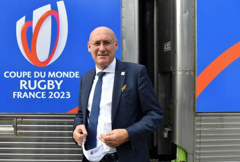 French rugby chief Laporte in tears after police custody ends