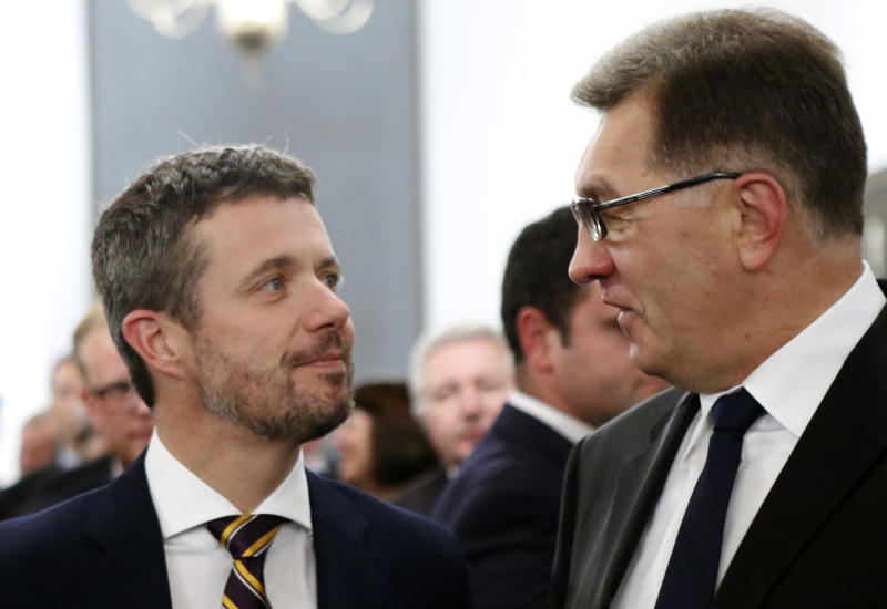 Lithuanian PM: Russia trying to reassert power