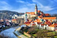 The Czech Republic, with its dreamy, cobbled-stoned streets, picturesque castles and beautiful countryside, offers the zivno visa, or business long stay visa, which allows freelance and remote workers looking to live and work in the country. The processing time for the visa is 90-120 days. <br><br>The country, however, has seen the fastest rise in COVID-19 cases, with a total of 90,022 active cases. <br><strong>Eligibility: </strong>Applicants need to show a bank proof of a minimum of approximately USD 5,600 for one year of stay.<br><strong> <br></strong><em><strong>Image:</strong></em> Old town of Cesky Krumlov, Czech Republic, UNESCO World Culture Heritage site