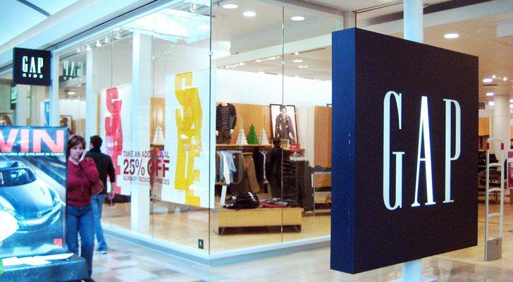 Gap Inc GPS stock