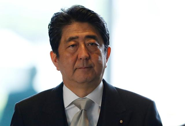 <p>No. 13: Shinzo Abe, Prime Minister of Japan<br>Salary: $203,319 (22.6 million yen)<br>(Reuters) </p>