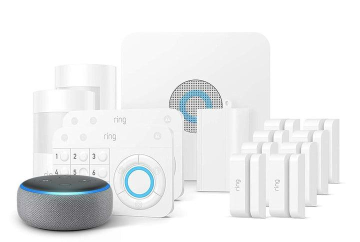 amazon slashes prices on echo ring fire tv and blink devices alarm 14 piece with dot