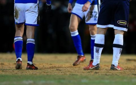"""Tottenham Hotspur manager Mauricio Pochettino has apologised to Rochdale for claiming their pitch posed a """"massive risk"""" to his players. Pochettino takes his Spurs team to Spotland to face League One Rochdale in the fifth round of the FA Cup on Sunday, just five days after the superb Champions League fightback against Juventus. In response to concerns over their playing surface, Rochdale have spent £500,000 on re-laying their pitch and the move has satisfied Pochettino, who is planning to start central defender Toby Alderweireld on it. Alderweireld was left out of the trip to Juventus for fitness reasons, although Telegraph Sport understands talks over a new contract for the Belgian have stalled. Pochettino will make a late call on striker Harry Kane, who twisted his ankle against Juventus, and the Argentine said: """"I want to apologise to the people in Rochdale, the chairman, and the people who took my comment the wrong way. """"My comment was about the care, first of all for the Rochdale players, our players, and the competition that all of England watches on TV. Credit: GETTY IMAGES """"After the replay against Newport, I was with my coaching staff and they showed me a picture from Rochdale's pitch after their tie against Millwall and it was not in a great condition. """"I was conscious about the FA Cup, the football, and the image that we are going to sell, but the care for the players, too. """"Now, when I see the pictures and videos of the pitch on the Rochdale website, I need to congratulate them because the effort was massive to get it in the best condition to play without risk. """"The conditions are fantastic, so I congratulate them. The effort has been massive and, again, I apologise if someone took my words in the wrong way."""" GALLERY 