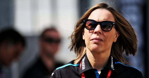 F1 - Williams - Simon Roberts remplaçant de Claire Williams