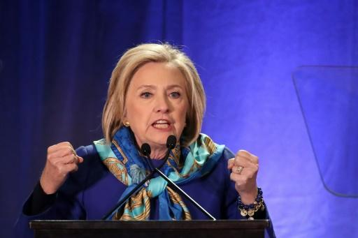 Hillary Clinton warned Australia and other democracies Monday to be on guard against growing interference in domestic politics by  China and Russia