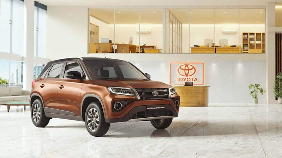Benefits of up to Rs. 45,000 announced on Toyota cars