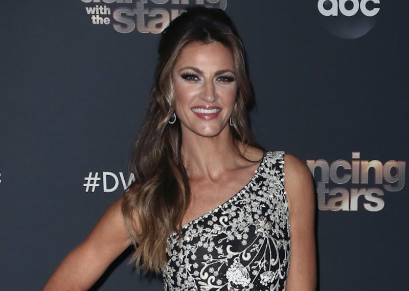 "Erin Andrews says her departure from ""Dancing with the Stars"" was unexpected. (Photo: David Livingston/Getty Images)"