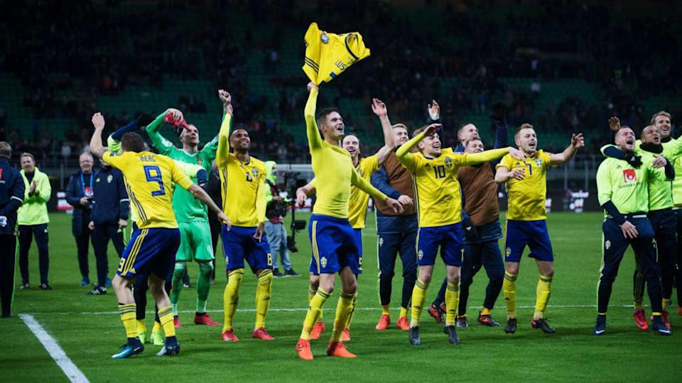 Italy v Sweden - FIFA 2018 World Cup Qualifier Play-Off: Second Leg | Nils Petter Nilsson/Getty Images