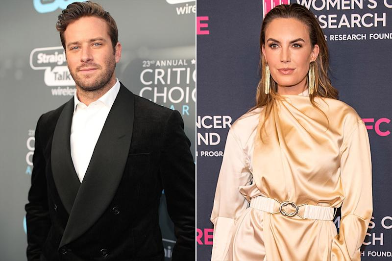 Armie Hammer Files for Joint Custody & Requests Estranged Wife Elizabeth Chambers Return to the U.S.
