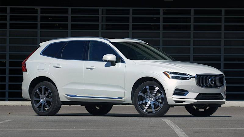 2018 Volvo XC60 T8 E AWD: Review