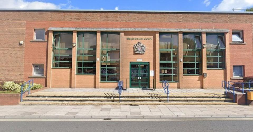 The teenager was jailed for 11 years at Swindon Crown Court (GOOGLE)