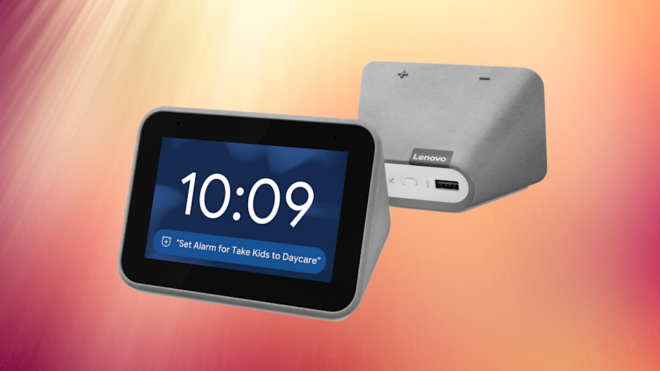 It's time for an alarm clock that'll have you starting the day plugged in, wised up and entertained. (Photo: Best Buy)