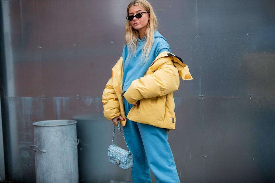 """<p>I've spent the greater half of 2020 wearing sweats, and needless to say, as cozy as they are, I'm missing the feeling of """"put-togetherness"""" a slightly more polished pant can provide.</p>"""