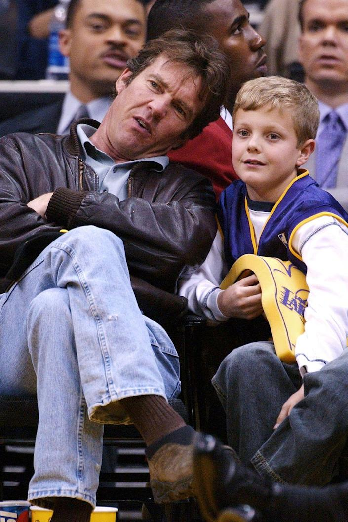 <p>The only son of Dennis Quaid and Meg Ryan was born on April 24, 1992.</p>