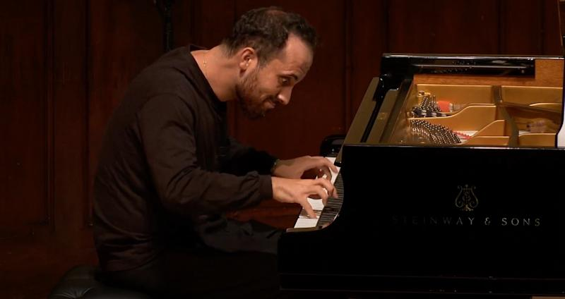 Igor Levit performed four Beethoven sonatas at the Wigmore HallWigmore Hall