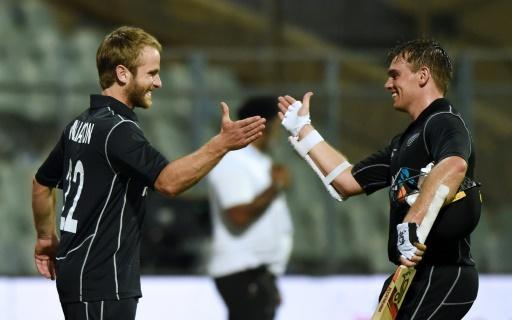 Latham inspires 'greatest chase' as Kiwis stun India