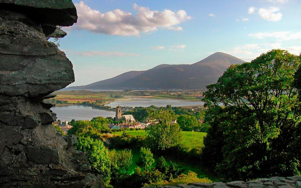 Mourne Mountains - Getty