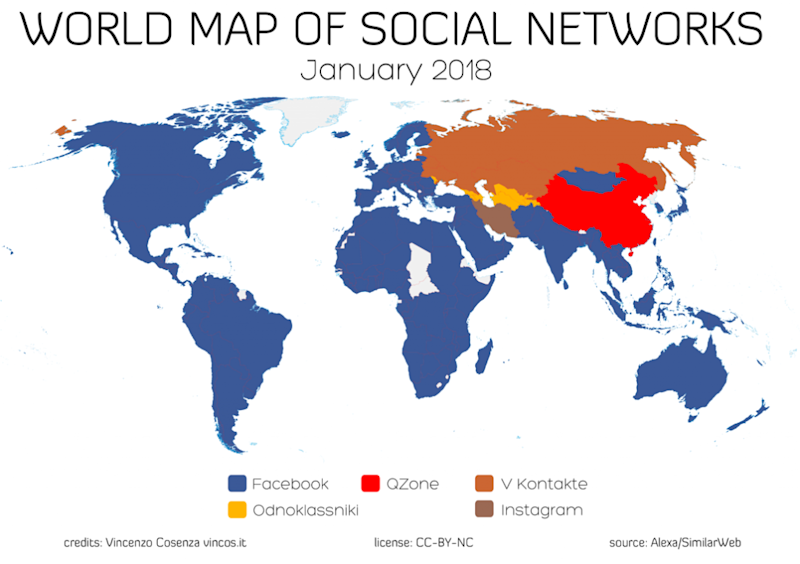 Facebook dominates global social media landscape on mobile map, inforgraphic map, geo location map, find me on map, san jose bike party map, thanksgiving map, asia city map, napa wineries map, pinboard map,