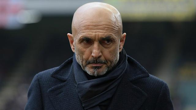 After a damaging defeat to Genoa, Luciano Spalletti says only Inter's power brokers can decide if he should stay in his job.