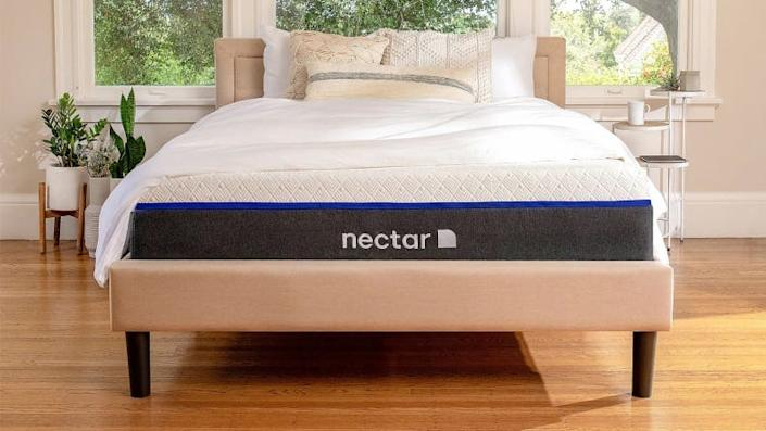 The best mattress you could sleep on is right there