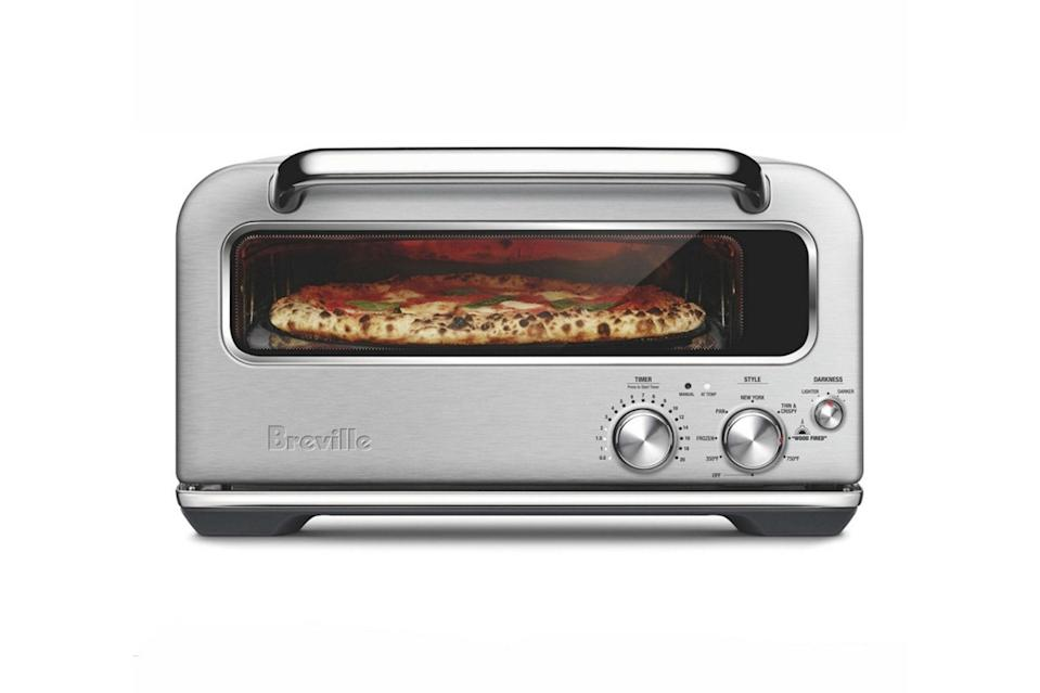 "$1000, The Smart Oven. <a href=""https://www.breville.com/us/en/products/ovens/bpz820.html"" rel=""nofollow noopener"" target=""_blank"" data-ylk=""slk:Get it now!"" class=""link rapid-noclick-resp"">Get it now!</a>"