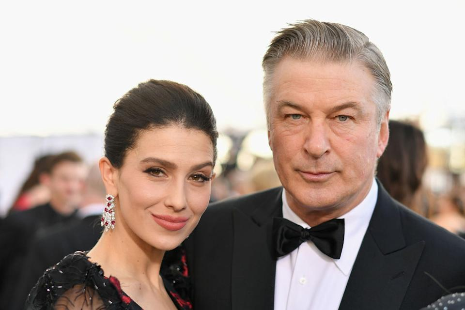 Hilaria Baldwin has revealed the tragic news that she has suffered from another miscarriage. Pictured here with husband Alec Baldwin [Photo: Getty]