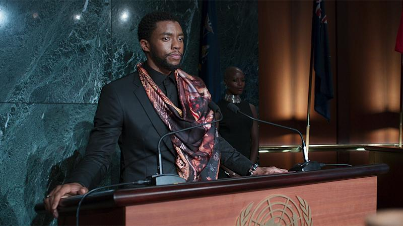 The 'Black Panther' End-Credits Scenes, Explained by Director Ryan Coogler (Exclusive)