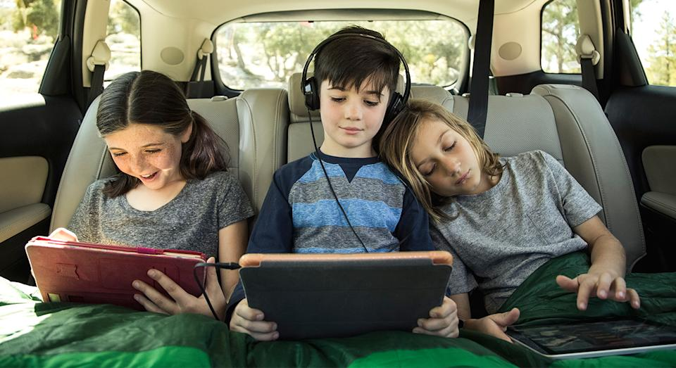 The best tablet models to buy right now for adults and children.  (Getty Images)