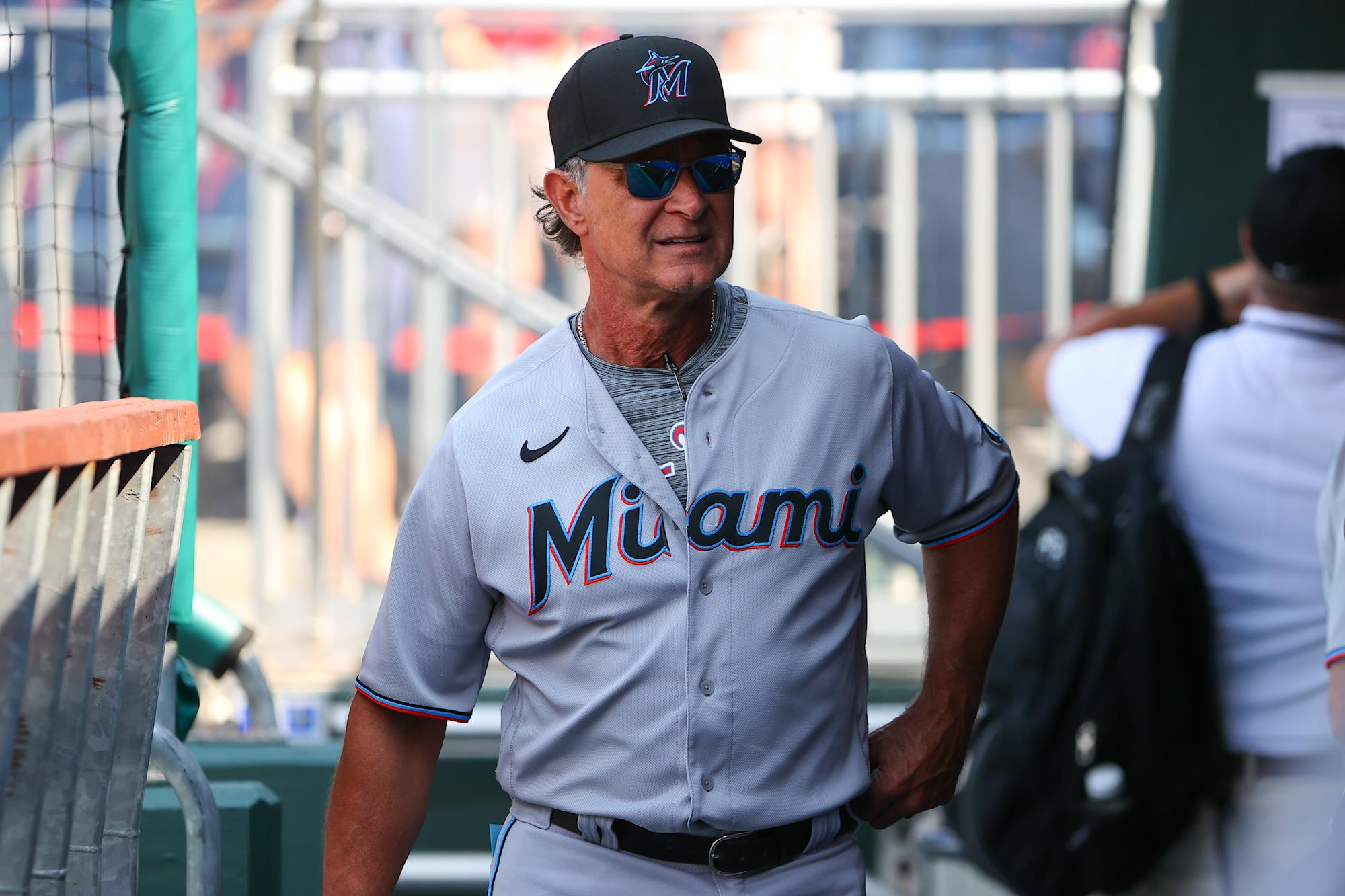 Marlins manager Don Mattingly returns after COVID-19 battle: 'I was glad I was vaccinated'