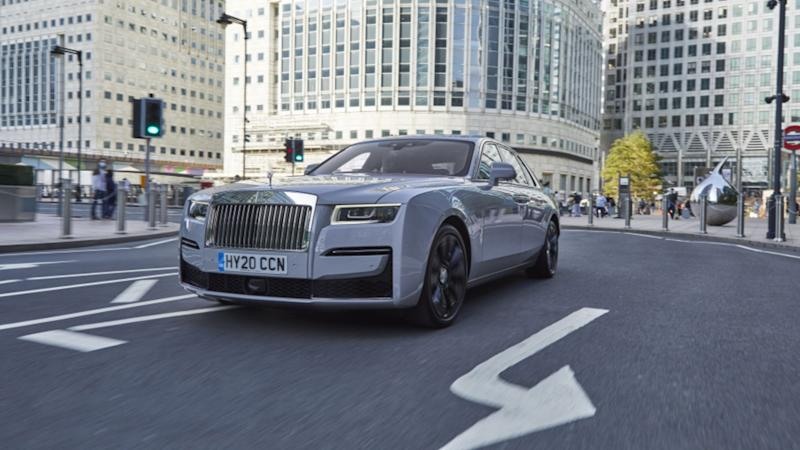 Rolls-Royce Ghost (2020) review