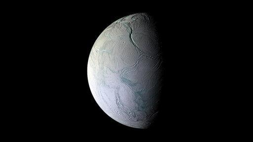 By analyzing old data from a dead spacecraft, scientists have found that Saturn's moon Enceladus may be the most promising place to search for life beyond Earth.