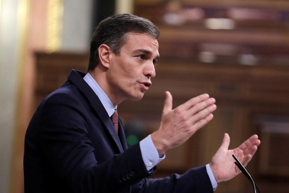 Spain's Prime Minister Pedro Sanchez (Manu Fernandez/Pool via REUTERS) (Photo: POOL New / Reuters)
