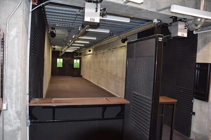 Survival Condo Project Indoor Shooting Range.JPG