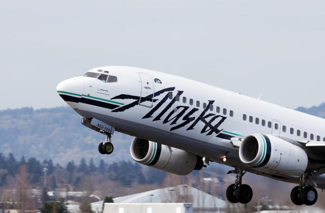 Alaska Airlines is accused of disability discrimination. (Photo: Dave Alan/Getty Images)