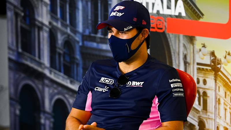 Departing Perez says some Racing Point team members 'hide things' from him