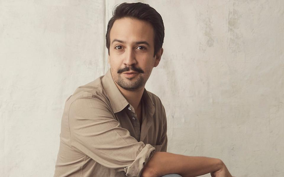 'I have my stories that I carry around like luggage': Lin-Manuel Miranda - Benjo Arwas/Contour by Getty Images