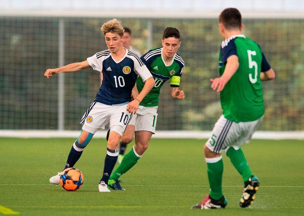 The Blues have beaten a host of clubs and they have clinched a deal for Scotland's most exciting young talent