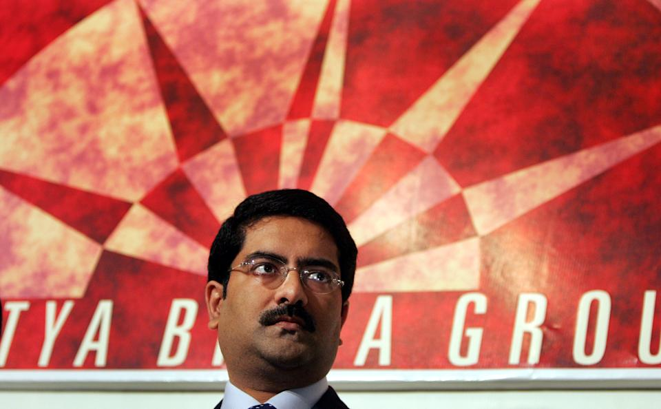 Kumar Mangalam Birla (born 14 June 1967) is an Indian billionaire industrialist, and the chairman of the Aditya Birla Group, one of the largest conglomerates in India. Birla is a fourth-generation member of the Marwari Birla family from the state of Rajasthan. Kumar Mangalam Birla joined the family company at the age of 15, mentored by his father Aditya Vikram Birla, who made the teenager attend board meetings so that he could be quizzed later. At 22, Birla went to do his MBA at the London Business School. He took over as chairman of the Aditya Birla Group in 1995, at the age of 28, following the death of his father Aditya Vikram Birla. During his tenure as chairman, the group's annual turnover has increased from US$3.33 Billion in 1995 to US$48.3 billion in 2019.