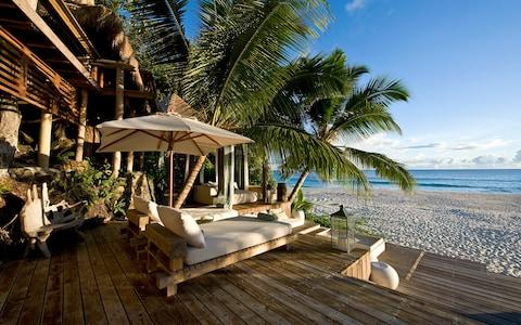 north island, seychelles - Credit: Mike Myers