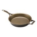 """<p><strong>Stargazer</strong></p><p>stargazercastiron.com</p><p><strong>$145.00</strong></p><p><a href=""""https://go.redirectingat.com?id=74968X1596630&url=https%3A%2F%2Fstargazercastiron.com%2Fcollections%2Fskillets%2Fproducts%2F12-inch-skillet%3Fsscid%3D91k4_97xa5&sref=https%3A%2F%2Fwww.popularmechanics.com%2Ftechnology%2Fgadgets%2Fg24445809%2Fcool-gadgets%2F"""" rel=""""nofollow noopener"""" target=""""_blank"""" data-ylk=""""slk:Shop Now"""" class=""""link rapid-noclick-resp"""">Shop Now</a></p><p>One of our favorite <a href=""""https://www.popularmechanics.com/home/food-drink/a28493008/best-cast-iron-skillets/"""" rel=""""nofollow noopener"""" target=""""_blank"""" data-ylk=""""slk:cast iron skillets"""" class=""""link rapid-noclick-resp"""">cast iron skillets</a>, the Stargazer will stand out in their kitchen for years. We use it on a daily basis to fry eggs, sauté veggies, and bake mac and cheese, and we love it for its smooth surface, balanced weight, large helper handle, and long handle that stays cool longer.</p>"""