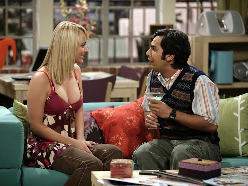 The Big Bang Theory's Kunal Nayyar says he has 'got Raj out of my system'